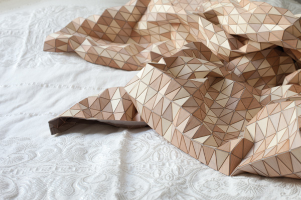 wooden-textile-material