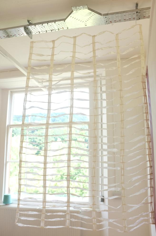 paper curtain